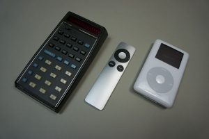 HP-35, Remote, and iPod