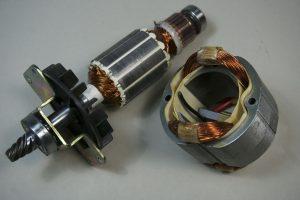 Saw Rotor and Stator